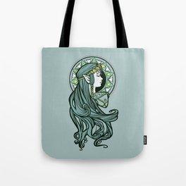 Zelda Nouveau Tote Bag