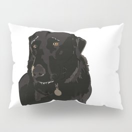 Chocolate Lab Pillow Sham