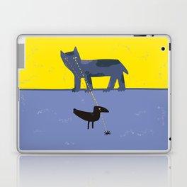 Scan Chain Laptop & iPad Skin