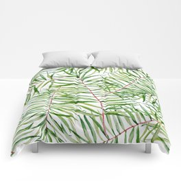 Tropical Pattern 05 Comforters