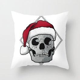 joyeux noël Throw Pillow