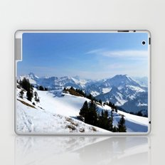 Winter Paradise in Austria Laptop & iPad Skin