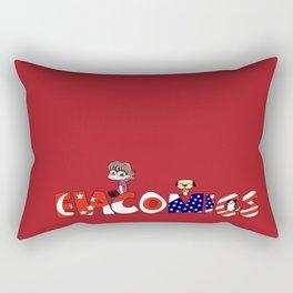 Evacomics Rectangular Pillow
