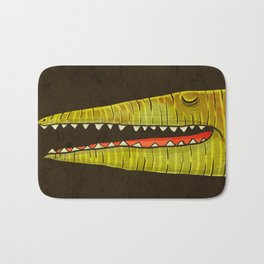 Crocodile Bath Mat