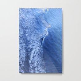 Deep Blue Sea Metal Print