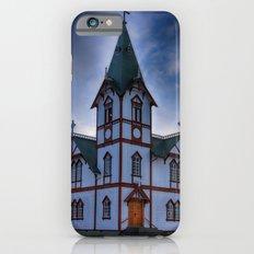 Husavik Church Iceland iPhone 6s Slim Case
