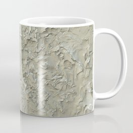 Rough Plastering Texture Coffee Mug