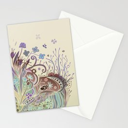Thistle_tangle Stationery Cards