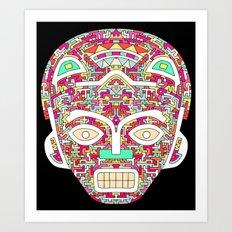 Keeper 1 Art Print