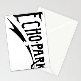 Echo Park Script Stationery Cards