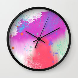 Celestial Power Wall Clock