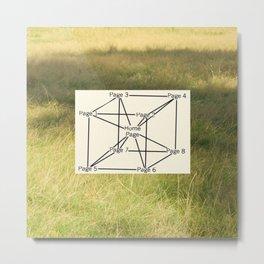 Untitled #1 Metal Print