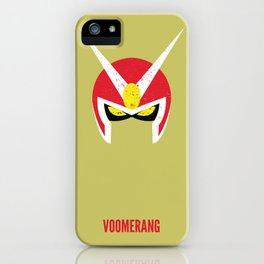 Viewtiful Joe - Voomerang iPhone Case