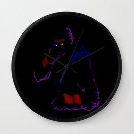 Street Fighter II Ryu - 16-Bits of Hadouken Wall Clock