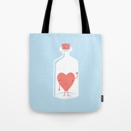 Let the LOVE Out Tote Bag