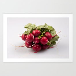 Vibrant Vegetable 2 Art Print