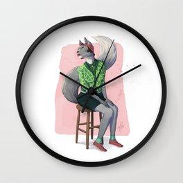 Catgirl Wall Clock