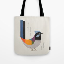 Superb Fairywren Tote Bag