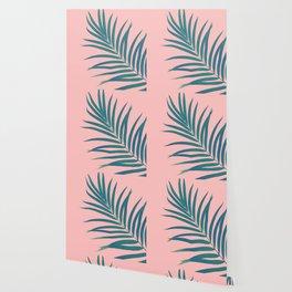Tropical Palm Leaf #3 #botanical #decor #art #society6 Wallpaper