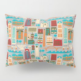 My Fair Milwaukee Pillow Sham