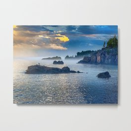 Mystical Forces of Nature Metal Print