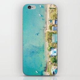 Summer Club iPhone Skin