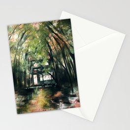 Strange Stationery Cards