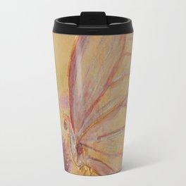Little mirror butterfly | Petit Miroir papillon Travel Mug