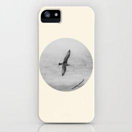 Pair of Birds iPhone Case