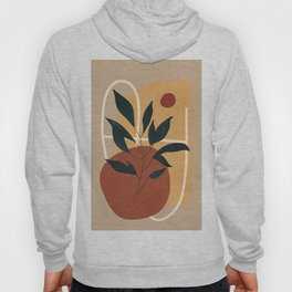 Abstract Shapes No.16 Hoody