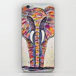 el elefante iPhone Skin