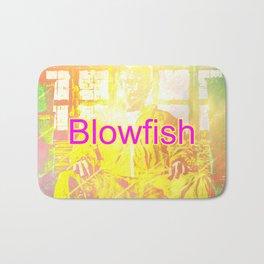 Blowfish Bath Mat