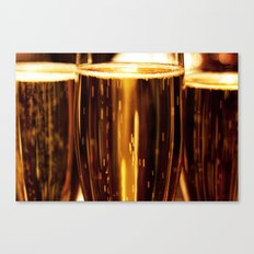 Champagne  Canvas Print