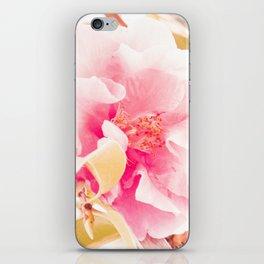 camellia I iPhone Skin