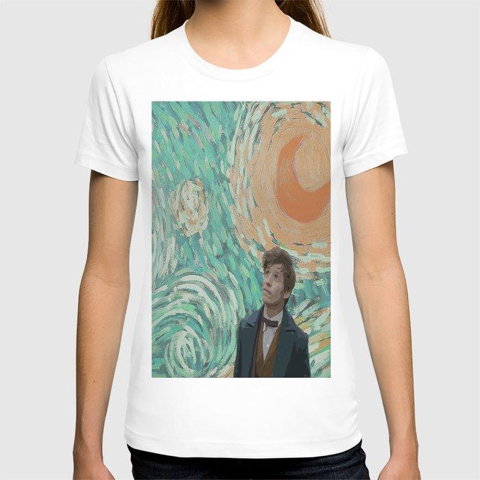 Newt Scamander T-shirt