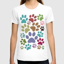 Hairy Footprints T-shirt