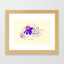 Marry a Prostitute  Framed Art Print