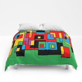 Green osile Comforters