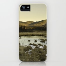 Prelude iPhone Case