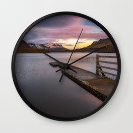 Glenade Lough in County Leitrim - Ireland (RR 260) Wall Clock