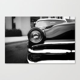 50s Ford Custom Canvas Print