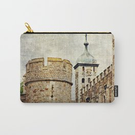Tower of London Art Carry-All Pouch