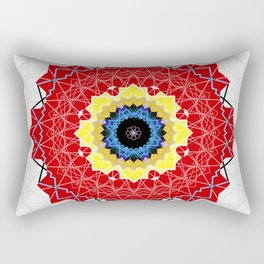 Nexus N°30 Rectangular Pillow