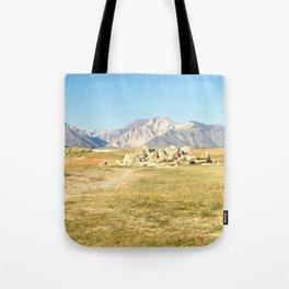 Eastern Sierras Tote Bag