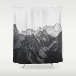Find your Wild Shower Curtain
