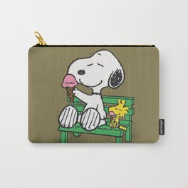 snoopy frases bonitas Carry-All Pouch