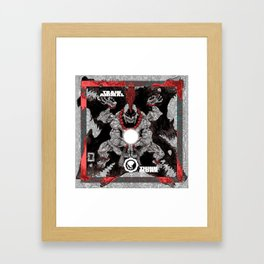 T.A.T.M. SB Framed Art Print