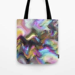 Crazy Quartz Tote Bag