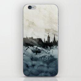 Edinburgh Scotland Skyline iPhone Skin