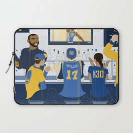 Goldblooded Laptop Sleeve